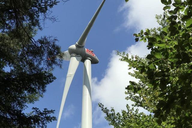 Neun neue Windräder auf dem Zeller Blauen?