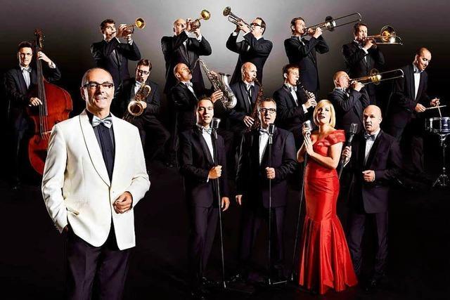 Gewinnen Sie Freikarten für das Glenn Miller Orchestra in Freiburg