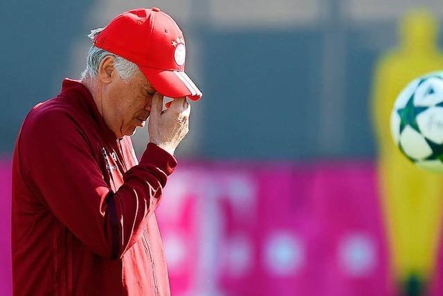 Warum Ancelottis Matchplan bei Bayern gescheitert ist