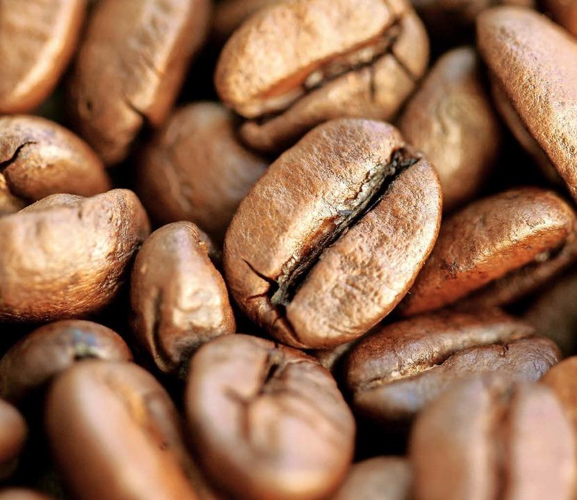 Fair gehandelter Kaffee soll gefördert werden.    Foto: Dpa