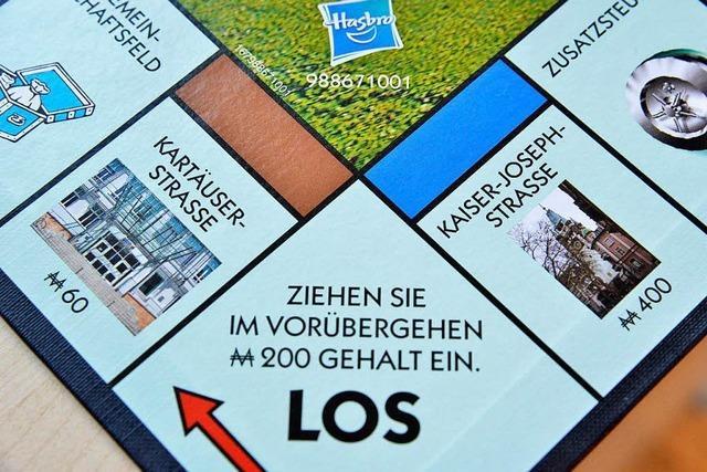 Irgendwie wie Monopoly