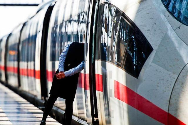 Tätliche Angriffe auf Zugpersonal nehmen zu