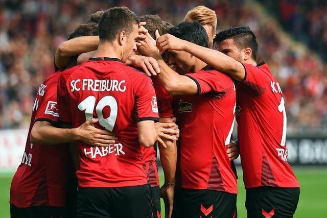 SC Freiburg gewinnt 3:2 gegen Hoffenheim und holt ersten Saisonsieg