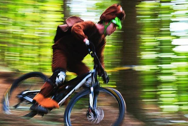 Fotos: Vereinsmeisterschaft der Mountainbiker in Freiburg