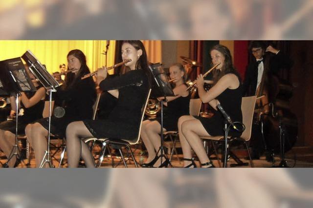Jungmusiker feierten Premiere
