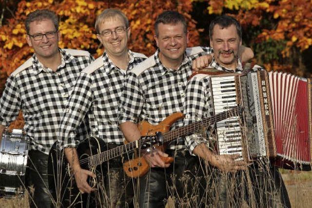 Blasmusik, Wiesnparty in Lenzkirch
