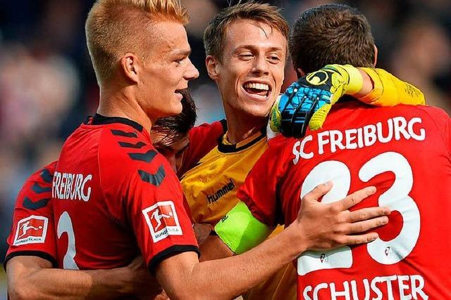 Abgezockt gegen Hoffenheim: SC-Spieler in der Einzelkritik
