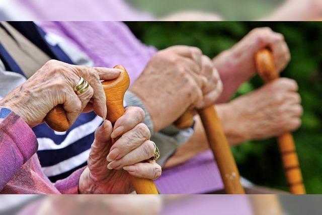Wie gut können Senioren in Waldkirch leben?