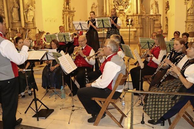 Trachtenkapelle trifft Kammermusik