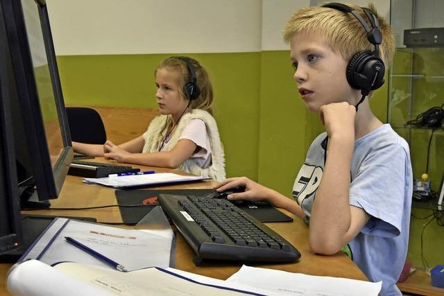 22 Freiburger Kinder testeten die besten Videospiele für den Deutschen Kindersoftwarepreis