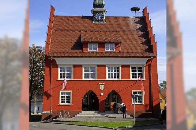 Ein rotes Haus für alle