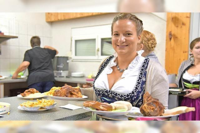 Waggis feierten zwei Tage lang Oktoberfest