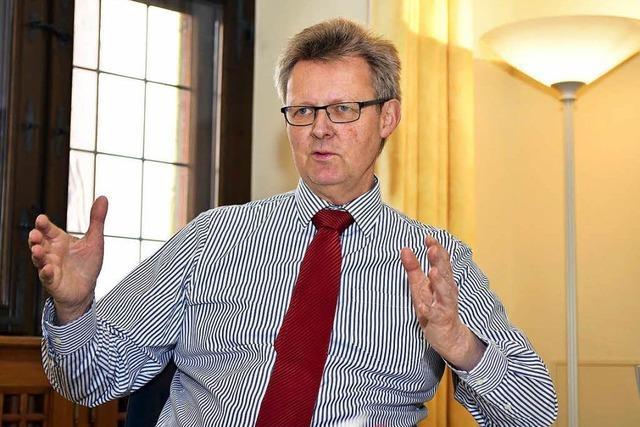 Bürgermeister von Kirchbach verteidigt Freiburgs Erinnerungskultur