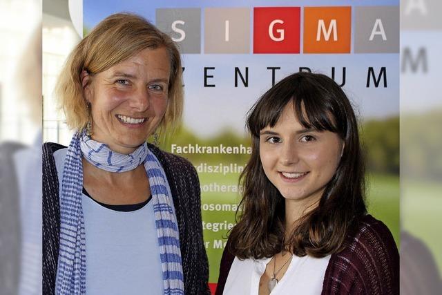Nicole Knörr und Sylke Aust referieren im Sigma-Zentrum Bad Säckingen