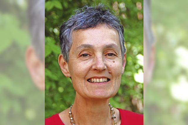 Ingeborg Gleichauf liest in Schopfheim aus