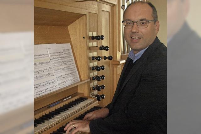 Erbauliche Orgelmusik beendet Konzertreihe