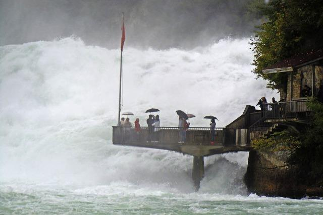 Am Rhein verändert sich so einiges