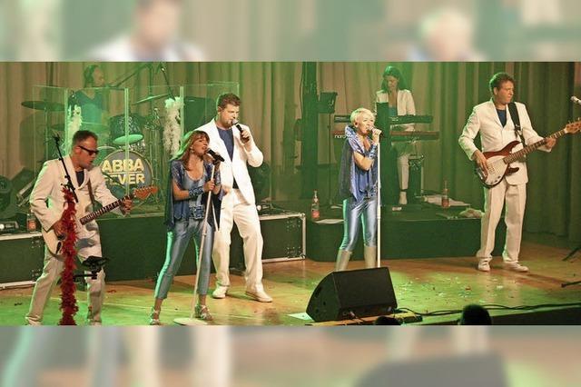 Bahlingen im Retro-ABBA-Fieber