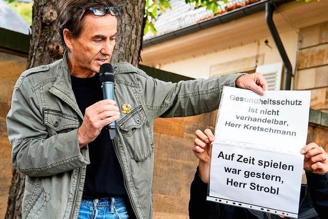 Harter Streit um Fahrverbote in Stuttgart
