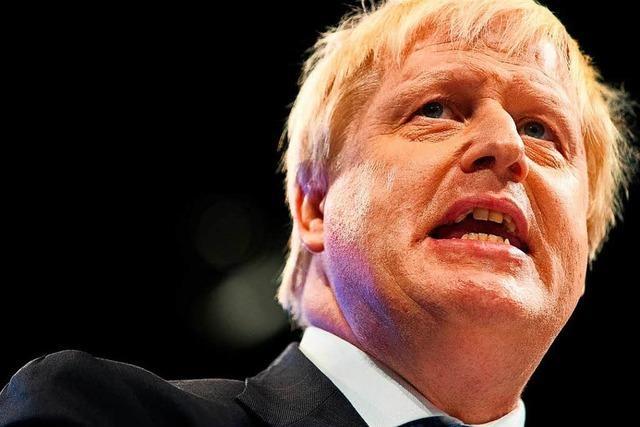 Boris Johnson: