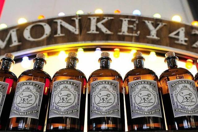 Monkey 47 expandiert, konzentriert sich aber einzig auf Gin