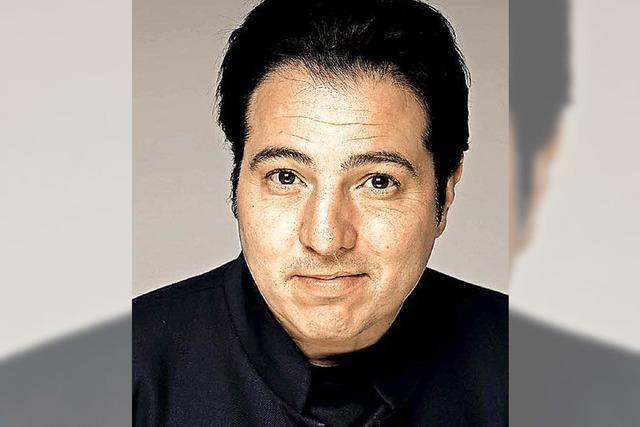Der Pianist Fazil Say und die Camerata Salzburg bei den Freiburger Albert-Konzerten