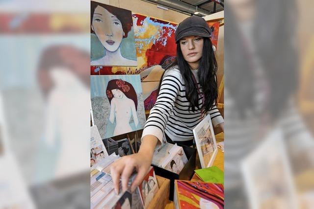 Freiburg: Kunst- und Kreativmarkt