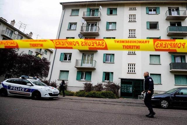 Verdächtiger nach tödlichem Wohnhausbrand im Elsass in U-Haft