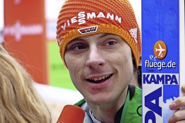 Skispringer des SC Hinterzarten hofft auf Olympia
