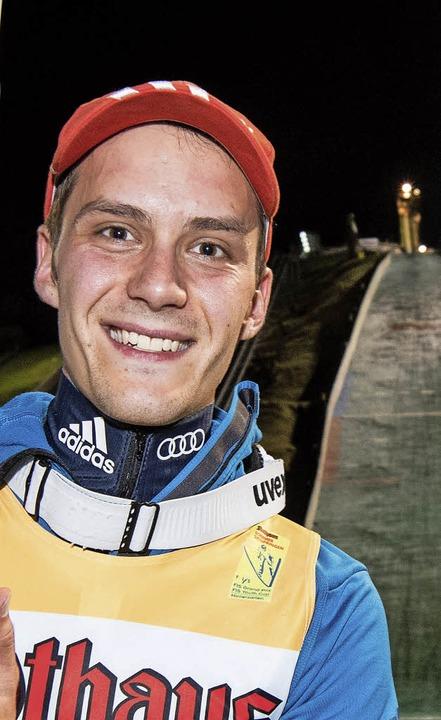 Der Wahl-Breitnauer Stephan Leyhe wurd...er der Sommer-Grandprix-Gesamtwertung.  | Foto: seeger