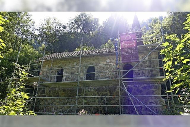 Badhofkapelle bei Boll bald saniert