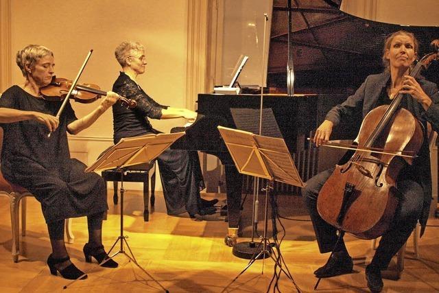 Drei Damen, die auf ganzer Linie musikalisch überzeugen
