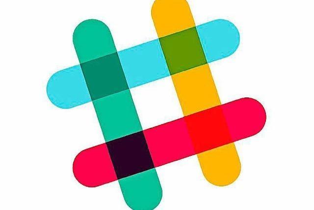 Microsoft-Konkurrent Slack will in Deutschland wachsen