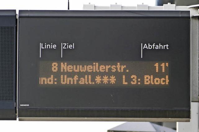 Bald Infos zum Busverkehr