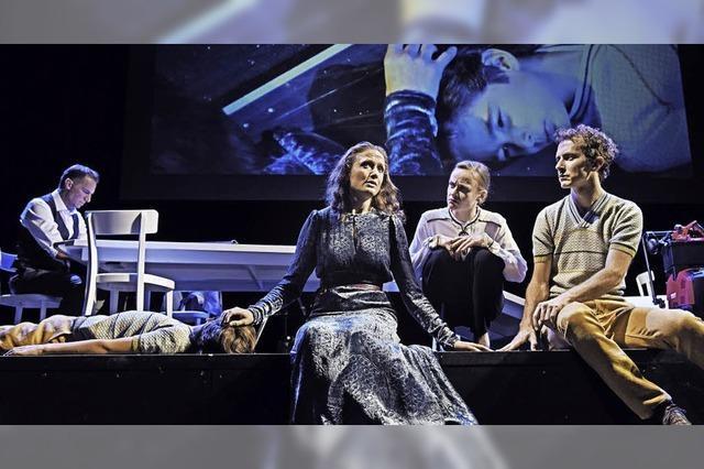 Bastian Kraft inszeniert am Zürcher Schauspielhaus die