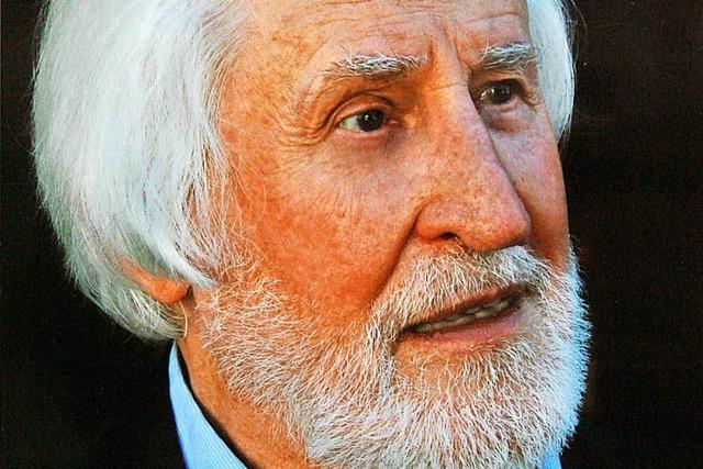 Der große Komponist Klaus Huber ist 92-jährig gestorben