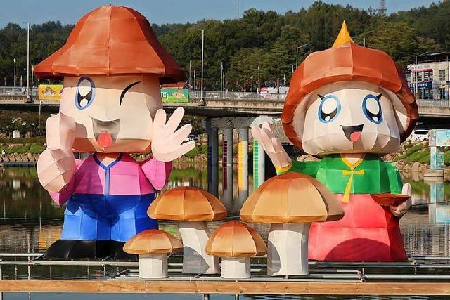 Japaner und Südkoreaner sind im Pilzfieber