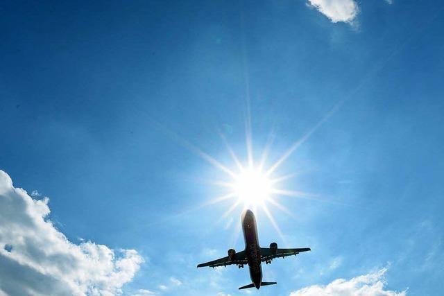 Straftäter fliegt am Flughafen auf