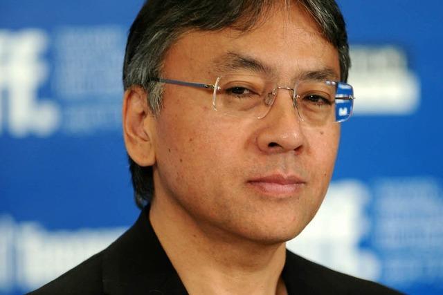 Kazuo Ishiguro erhält Literatur-Nobelpreis