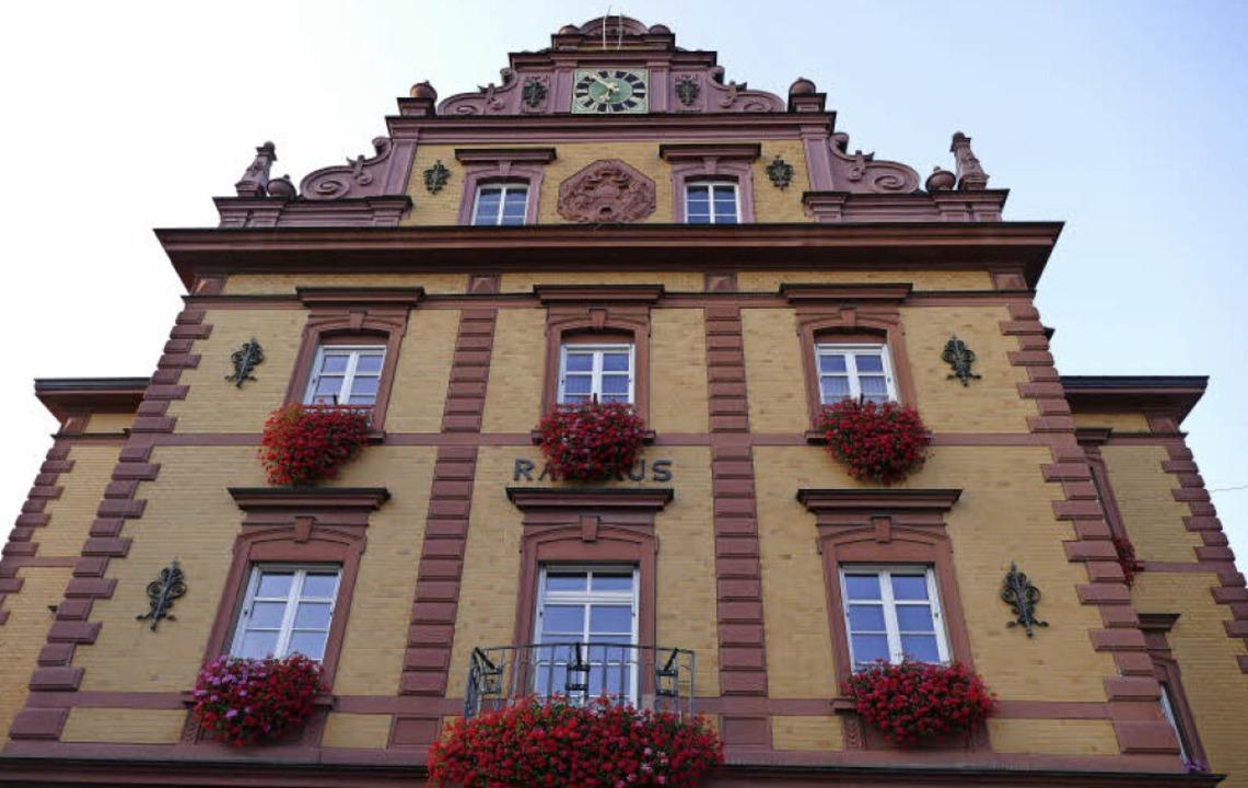 Wer wird Chef im Herbolzheimer Rathaus? Am Sonntagabend weiß man's.   | Foto: Lena Marie Jörger