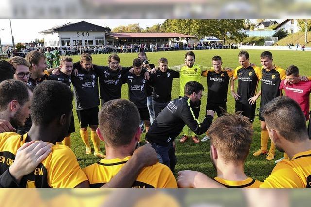 Ein attraktives und schweres Los für den SV Oberschopfheim