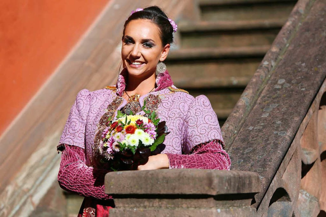 Noch ohne Krone: Lea Johanna I.  | Foto: Christoph Breithaupt