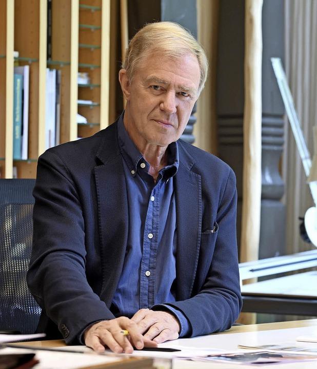 Carl Langenbach  | Foto: Oliver Wernert [o]77933 Lahr