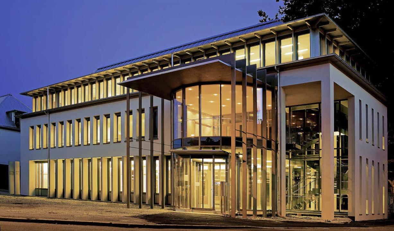 Der Nordflügel des Lahrer Rathauses  | Foto: Werkgruppe Lahr