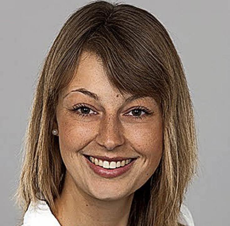 Projektleiterin Ann-Kathrin Söllner     Foto: Pascal Jesser