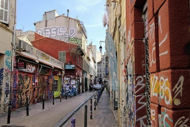 Marseille entwickelt sich zur hippen Modestadt