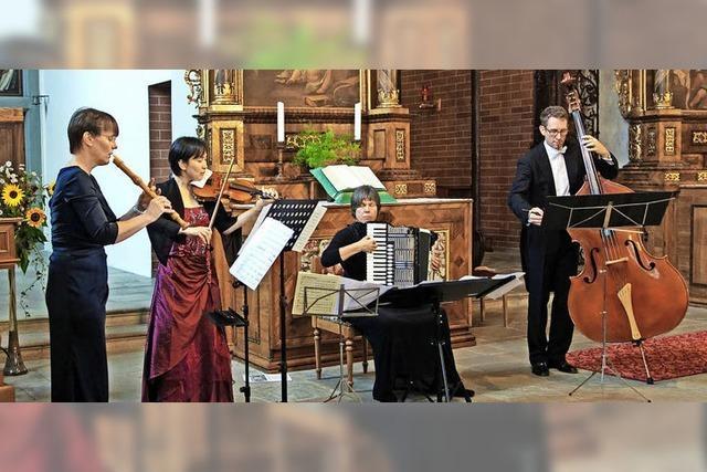 Makellose Brillanz bei Begegnung mit Mozart