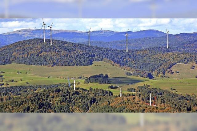 Treffen sich zwei Windparks