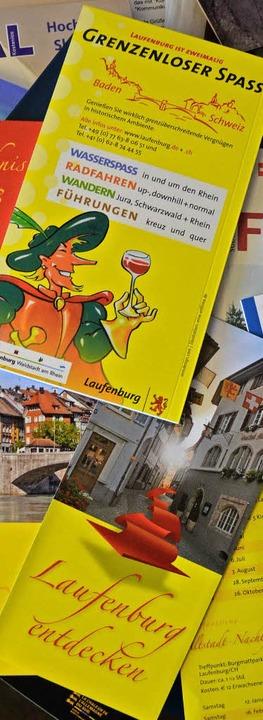 Neu sortiert werden Tourismus und Kultur in Laufenburg.   | Foto: Archivfotos:Dietsche/Dramac/Pichler/Kanele