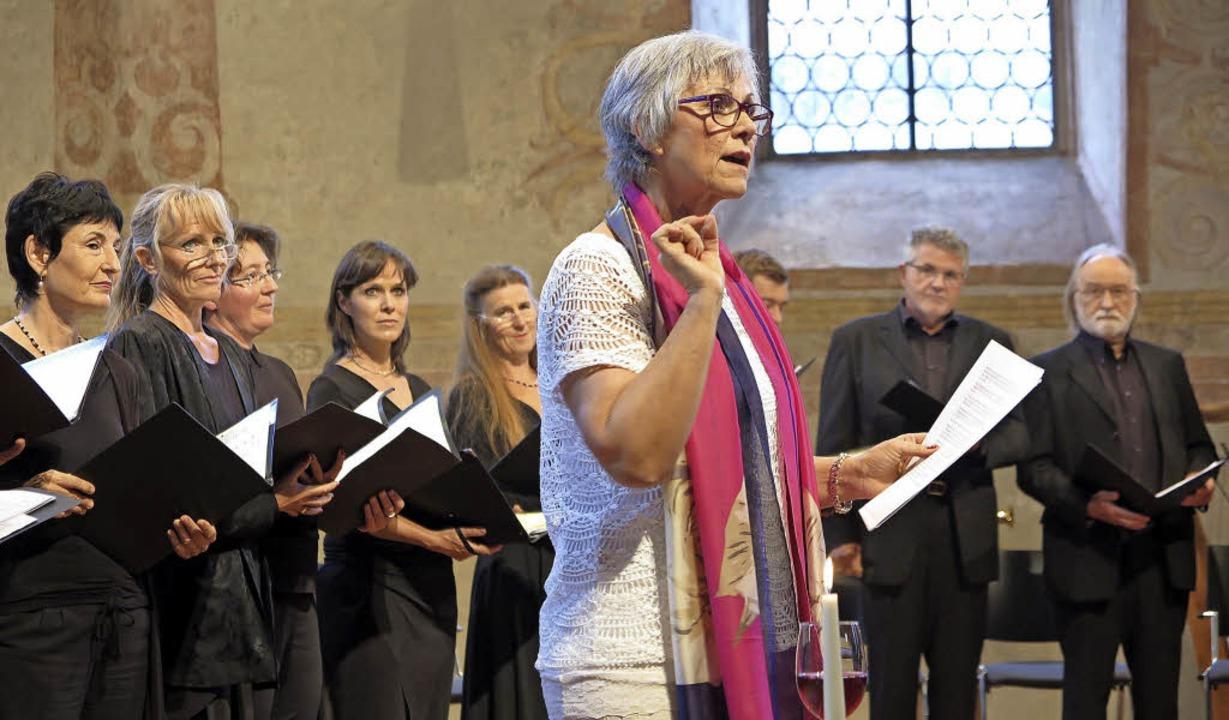 Gelungene Premiere: das neue Ensemble ...chauspielerin Jadranka Marijan-Berendt    Foto: Philipp